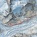 Vierter Tag: Dem Zumut Gletscher folgend hinauf zur Schönbielhütte. <br />Tour: 11 km, 908 HM auf und 553 HM ab