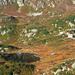 Herbstfarben um die Sunnig Grat Hütte