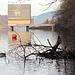 Das Regatten Zielhaus am Rotsee.