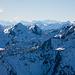 Zoom zu den Walliser Hochalpen