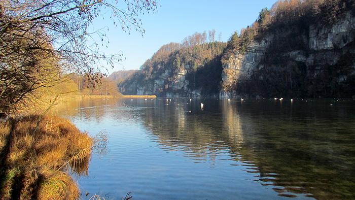 Ein Bild, das Wasser, draußen, Natur, See enthält.  Automatisch generierte Beschreibung