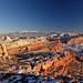 Auf den Navajo Knobs - was für ein wunderschönes Gipfelerlebnis!
