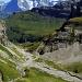 Dans ce vallon (Chantbach) on peut rejoindre Sousläger à travers un sentier non balisé