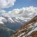 Blick zum höchsten Berg Österreichs.
