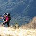 Sommerliche Grundstimmung kommt auf, Ende Dezember auf etwa 1600 Meter Höhe.