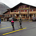 Unser Kick'n'Hike Start in Kaiserstuhl.