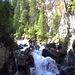 Tag 6: Wasserfall im Madautal.
