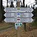 Vom Wanderparkplatz geht zuerst mal knapp 4km bis zum Oberpfalzturm.<br />