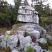 Ein typische Felsgruppe wie man sie überall im Fichtelgebirge/Steinwald finden kann.