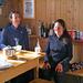 Stani und Anna beim Tee