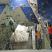 Der Boulderraum im Pilatus Indoor in Root.