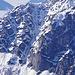 """Detailblick ins """"Rohr"""" am Buchstein, welches wir im letzten Winter bestiegen haben"""