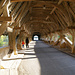 Nicht ganz logisch: die schöne alte Holzbrücke heisst Neubrücke