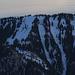 Labernordhang: mit Ski möglich, wenn man sich den Belag runieren will / Il pendio nord del Laber: possibile a sciare...se si vuole rovinare gli sci:-)