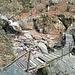 Ponte di legno sul Rivo della Giumenta