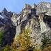 Les falaises du Daubenhorn