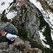 Klettern am Hochkranz Ostgrat