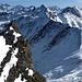 Bernina im Hintergrund