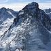 Grauhörner mit Piot links und Gletscherhorn rechts