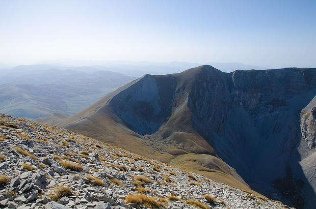 Blick vom Monte Vettore