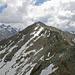 Piz Sursass (2910m), gesehen vom Nordgipfel (2846m)