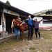 heil und glücklich wieder zurück in Guarguallá Chico