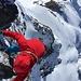 Luftige schöne alpine Begehung vom Haubtgipfel