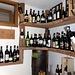Quello che non manca è il vino