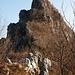 Abstieg über die Nordseite der Cima Rocca