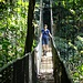 Puentes Colgantes - die hängenden Brücken