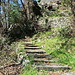 schön gepflegte Treppen