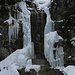 Eiszeit am Wasserfall / Epoca glaciale alla cascata