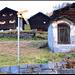 Der kleine Weiler Fontana - zuhinterst im Val Pontirone -, Ausgangspunkt dieser Tour.