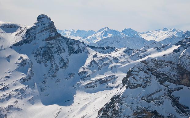 Ein Fast-Matterhorn und Möchtegern-Tödi :-)