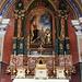 L'altare maggiore.