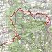 Die Route - mit dem Schlenker zum Hagenturm