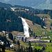 Versuch des Skibetriebs in Steibis