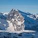 Zoom vom Engelberger Rotstock zum Titlis