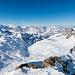 Griessental und die Gipfel im Westen