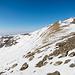 Viele apere Stellen am Bannalper Schonegg. Ich habe das Gefühl, dass an den zwei Tagen recht viel Schnee weggeschmolzen ist.