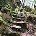 der Weg nach Monti della Trinita