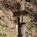 Monte della Trinita, kein offizieller Wanderweg