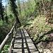 über zwei Brücken