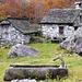 Val Calnegia - Häuser von Puntid