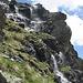 Wasserfall beim Lej Languard