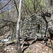 eine der vielen Ruinen am Wegesrand