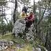 vergnügliche Gipfelgratbegehung