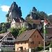 Auf Rückfahrt:  Fotostopp in Tüchersfeld