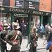 """Dublin """"feiert"""" 100 Jahre Osteraufstand. Hier scheint einer der Kampfplätze gewesen zu sein."""