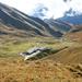 Alp Bella mitten im Samnauner Skigebiet